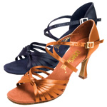 Dansport Ladies Latin shoe