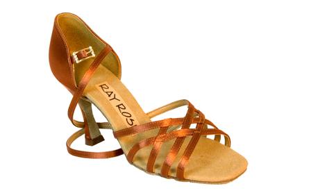 RayRose Kalahari Latin Shoe